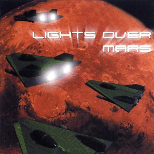 Lights Over Mars