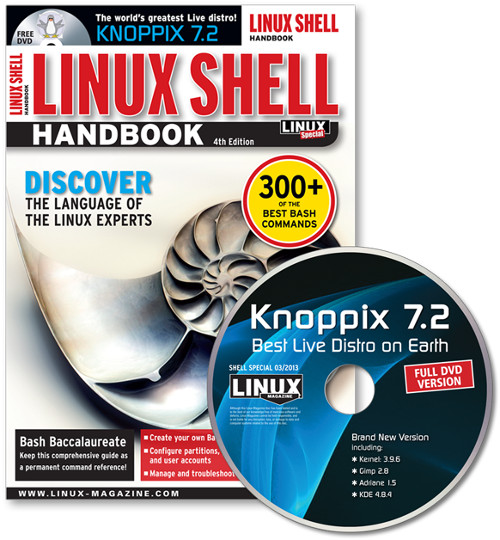 Linux Magazine Special #15 - Linux Shell Handbook