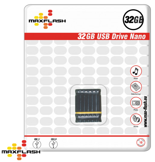 Maxflash USB Drive Nano 32 GB