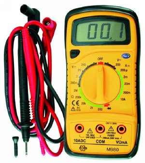 DIgital Multimeter McCheck M-980