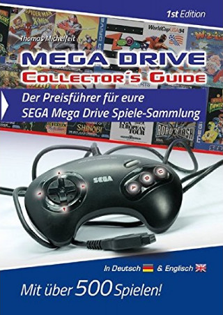 Mega Drive Collector's Guide