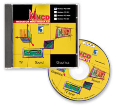 Mediator Multimedia CD