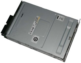 Replacement Floppy Disk Drive for Sony MP-F52W-20 (top view)