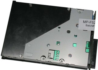 Replacement Floppy Disk Drive for Sony MP-F52W-20 (bottom view)