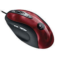 Logitech MX 510 red