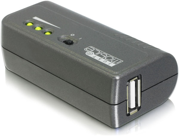 Navilock USB Power Pack