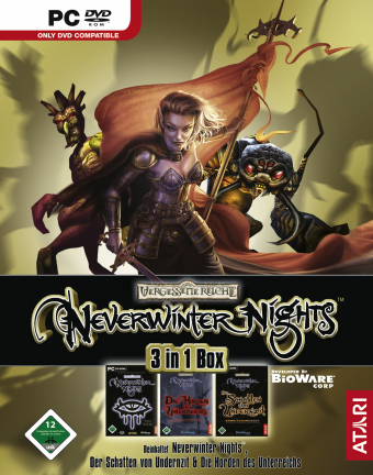 Neverwinter Nights Deluxe Edition