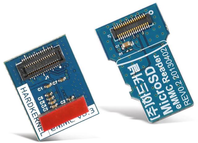 Vesalia Online - ODROID-C0/C1/C1+ eMMC Module 8 GB incl