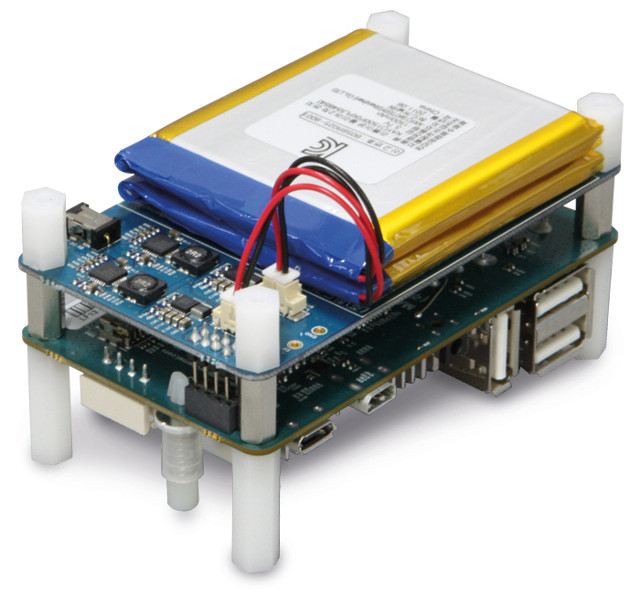 Uninterruptible Power Supply for ODROID-U3