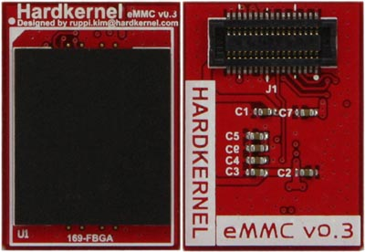 eMMC 5.0 Module for ODROID-XU3