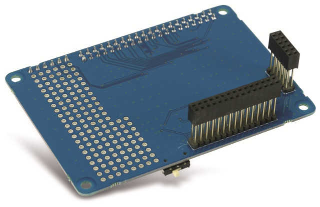 ODROID-XU4 Shifter Shield