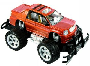 McTrack Off Road Pro 4WD