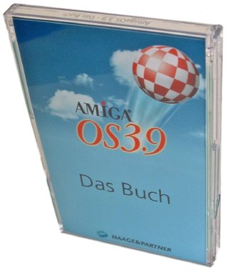 OS 3.9 Das Buch CD (front side)