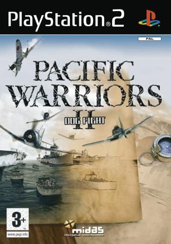 Pacific Warriors II - Dog Fight