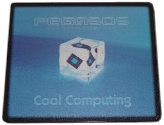 "Pegasos Mouse Pad ""Cool Computing"""