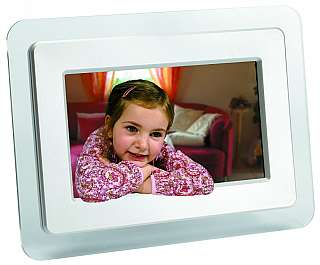 Digital Picture Frame (white)