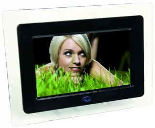 Digital Picture Frame (black)