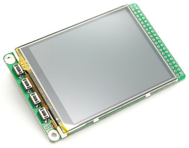"3,2"" Touchscreen für Raspberry Pi Model B+"