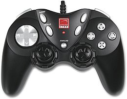 Encounter Gamepad schwarz