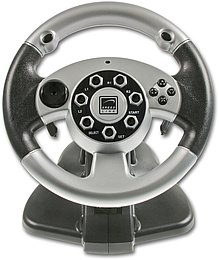2in1 Silver Lightning Wheel
