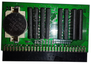 Memory Expansion 1MB A500 Plus with RTC