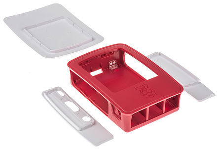 Official Raspberry Pi B+ and Raspberry Pi 2 B Case
