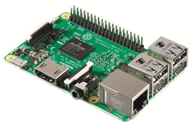 how to connect raspberry pi 3 to ssh via ethernet