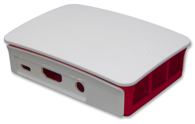 Official Enclosure for Raspberry Pi 3 Model B