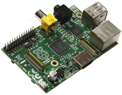 Raspberry Pi Model B Rev.2 (RS Components)