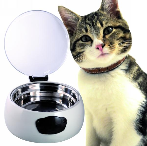 Automatic Feeding Bowl for Cats