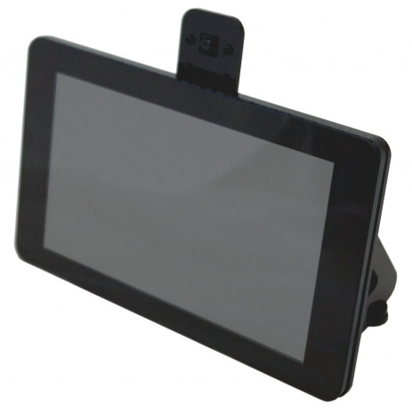 "Frame for the official 7"" Raspberry Pi Touchscreen Display"