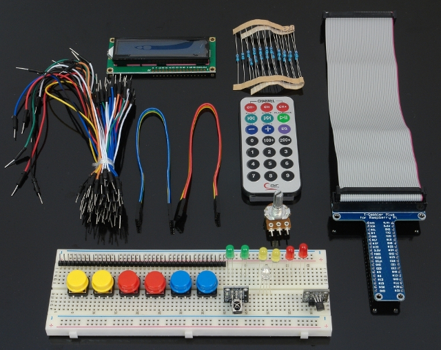 Raspberry Pi Prototyping Starter Kit
