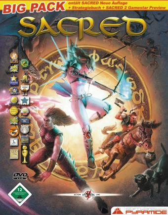 Sacred - Big Pack