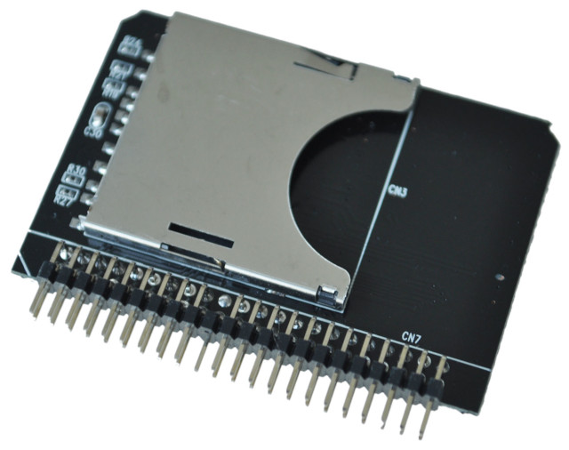 Adapter IDE 44-pin > SD