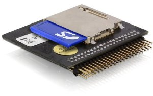 SD Adapter IDE 44-pin > Secure Digital