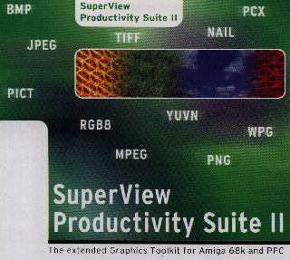 SuperView Productivity Suite II