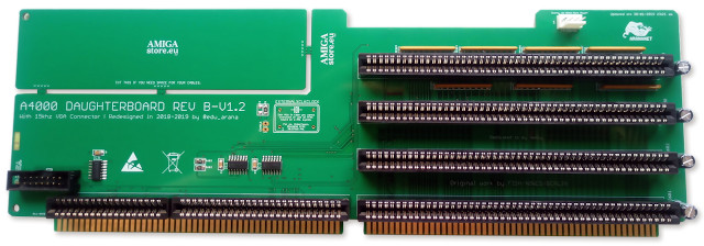 Amiga 4000 Daughterboard