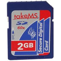 takeMS Secure Digital Card 2 GB