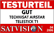 GUT - good (Satvision)