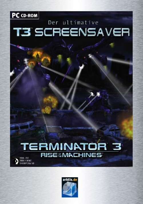 Terminator 3 Screensaver