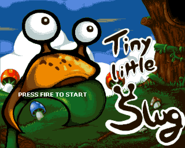 Tiny Little Slug Screenshot