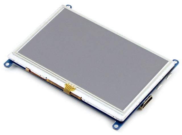 "Universelles 5"" LCD"