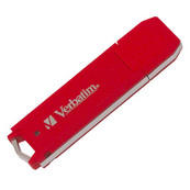 Verbatim USB Memory Stick (red)