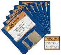 Workbench 3.1 Disk Set and CF Edition