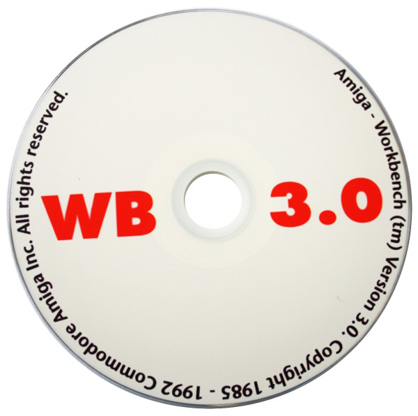 Workbench 3.0 CD