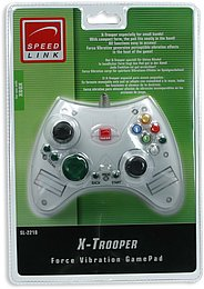 X-Trooper Gamepad