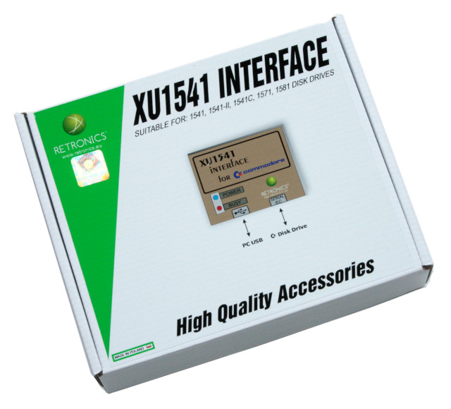 XU1541 Interface Box