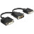 Adapter Cable DMS-59 m. to 2x DVI f.