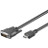 Cable HDMI to DVI-D 18+1 (male/male)