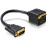 Adapter Cable HDMI male to DVI 24+1 female...